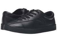 Tretorn Nylite 2 Plus Black Black Black Men's Lace Up Casual Shoes