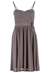 S.Oliver Cocktail Dress Party Dress Rose Taupe