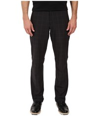 Nike Tiger Woods Weatherized Pants Black Reflect Black Men's Casual Pants