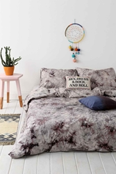 Acid Wash Double Duvet Cover Urban Outfitters