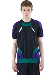 Adidas By Kolor Climachill Hybrid Short Sleeved T Shirt Black