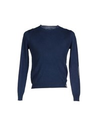 Szen Knitwear Jumpers Men Dark Blue