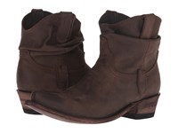 Old Gringo Caido Chocolate Cowboy Boots Brown