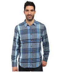 Prana Delaney Flannel Nautical Men's Clothing Multi