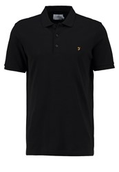 Farah Blaney Polo Shirt Black