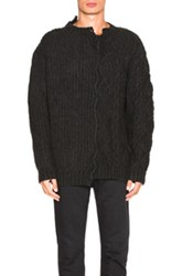Golden Goose Carson Sweater In Gray