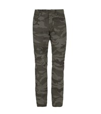 True Religion Camo Biker Pants Male Green