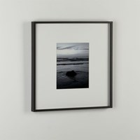 Cb2 Gallery Carbon 8X10 Picture Frame