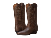 Ariat Heritage Western R Toe Distressed Brown Women's Boots