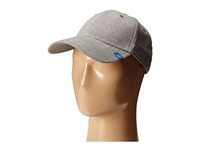 Original Penguin George Solid Ball Cap Monument Caps Gray