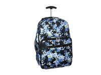 Lesportsac Luggage Rolling Backpack Flower Cluster Backpack Bags Multi
