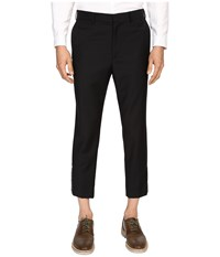 Mcq By Alexander Mcqueen Doherty Trousers 01 Darkest Black