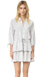 Maiyet Soft Shirtdress Tulum Block Print