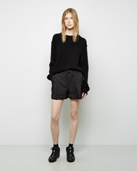 3.1 Phillip Lim Pleated Cuffed Short Black