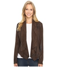 Kut From The Kloth Mia Tobacco Women's Coat Brown
