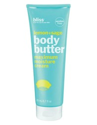 Bliss Lemon And Sage Body Butter No Color