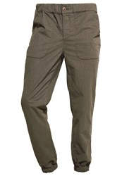 Pier One Trousers Khaki