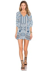 Tolani X Revolve Sahas Dress Blue