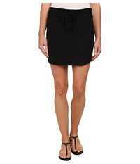 Lna Lainie Mini Skirt Black Women's Skirt