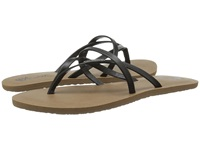 Volcom All Night Long 2 Black Women's Sandals