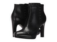 Rockport Seven To 7 Ally Stud Bootie Black Leather Women's Boots