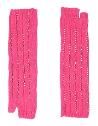 Who S Who Accessories Sleeves Women Fuchsia