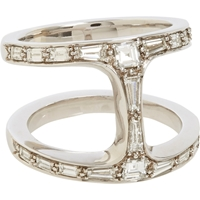 Hoorsenbuhs Baguette Diamond Dame Phantom Ring