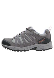 Hi Tec Hitec Alto Ii Wp Hiking Shoes Steel Grey Charcoal Lustre Anthracite