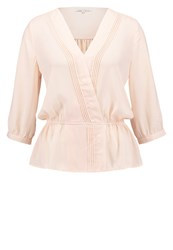 Mintandberry Blouse Soft Pink Nude