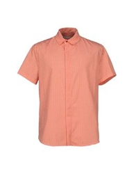 Richard Nicoll Shirts Orange