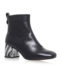 Kg By Kurt Geiger Snoopy Ankle Boots Female Black