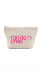 Dogeared Random Crap Pouch