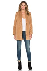 Lovers Friends X Revolve The Everyday Coat Tan