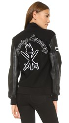 Opening Ceremony Oc Varsity Jacket Black