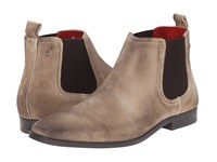 Base London William Beige Men's Pull On Boots