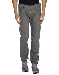 Replay Trousers Casual Trousers Men Lead