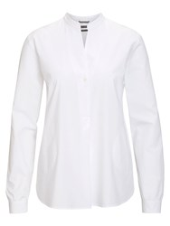 Marc O'polo Blouse In Tunic Style White