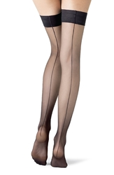 Fogal Catwalk Couture Stay Up Stockings