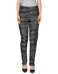 Pt01 Trousers Casual Trousers Women Black