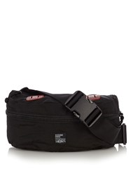 Mt. Rainier Design Hip Messenger Bag Black