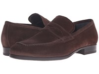 To Boot Clifton Dark Brown Men's Slip On Dress Shoes