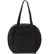 Dkny Faux Leather Tote Black