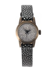 Christian Koban 'Cute' Diamond Watch Grey