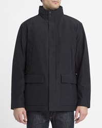 Norse Projects Black Skipper Removable Down Inner Jacket Cotton Parka