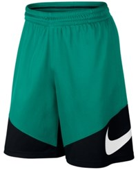 Nike Men's Hbr Dri Fit Basketball Shorts Rio Teal
