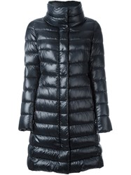 Herno Padded Coat Blue
