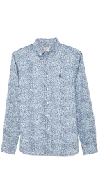 Shipley And Halmos Booster Floral Shirt