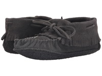 Manitobah Mukluks Trapper Moccasin Charcoal Women's Boots Gray