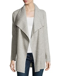 Design History Cashmere Thermal Knit Cozy Cardigan Oxfrdhtrgy