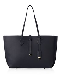Whistles Regent Soft Tote Navy